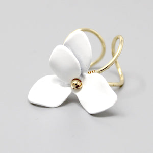 Spring Petals Adjustable Ring
