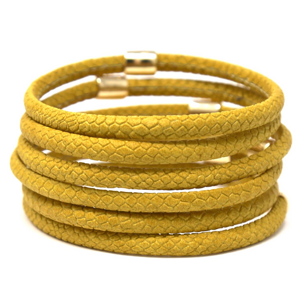 Maxi Layer Soft Snake Bracelet