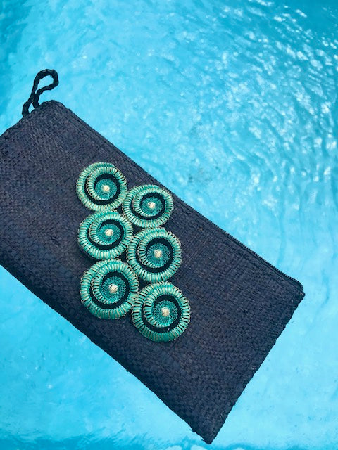 Sea Swirl Clutch