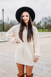 Sweet Dreams Sweater Dress - Shop Amour Boutique Online