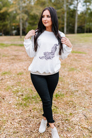 Full Body Tiger Sweatshirt - Shop Amour Boutique Online
