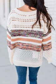 Loving You Knit Sweater