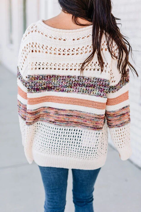 Loving You Knit Sweater - Shop Amour Boutique Online