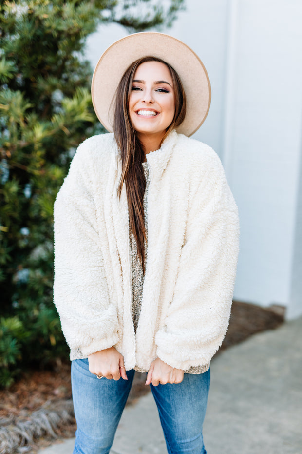 Warm & Fuzzy Jacket