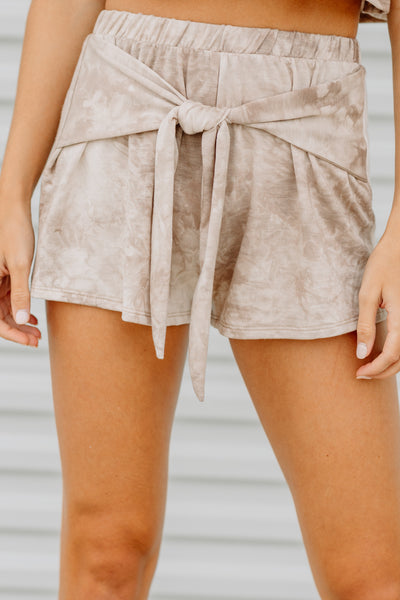 Can't tie me Down Tie Dye: Shorts - Shop Amour Boutique Online