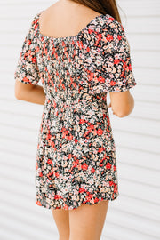 Dreaming of You Floral Romper - Shop Amour Boutique Online