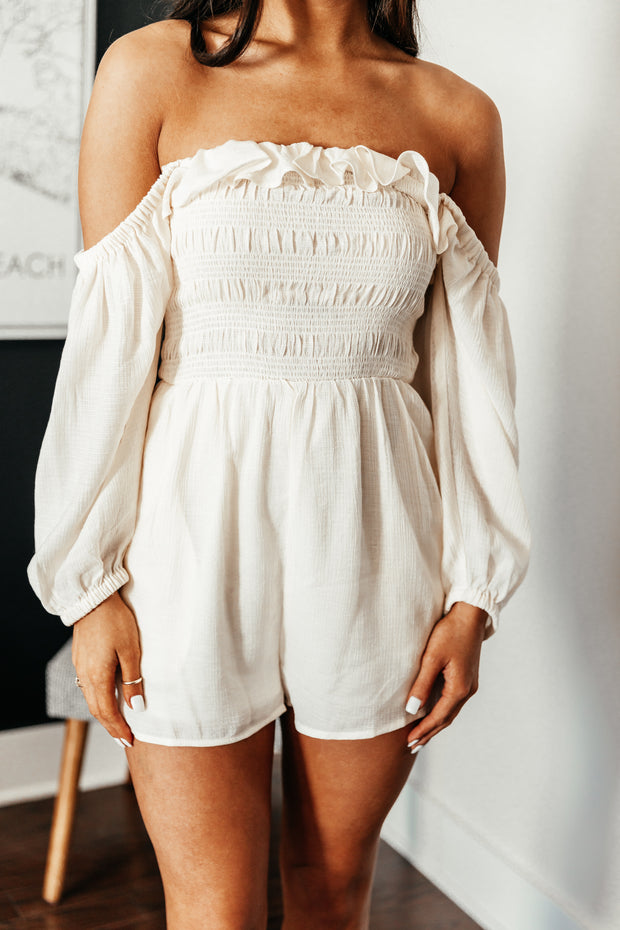 Sweet Summertime Romper - Shop Amour Boutique Online