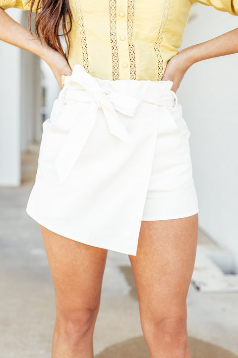 That's a wrap skort - Shop Amour Boutique Online