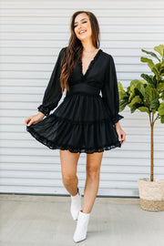 Black Tie Affair Dress - Shop Amour Boutique Online