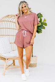 Setting in Stripes Lounge Set - Shop Amour Boutique Online