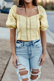 Such a Sweetheart Top - Shop Amour Boutique Online