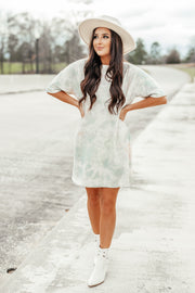 Let's do this Tie Dye Dress - Shop Amour Boutique Online