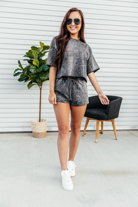 Call Me Extra Lounge Shorts - Shop Amour Boutique Online