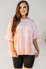 Sherbert Tie Dye Top - Shop Amour Boutique Online