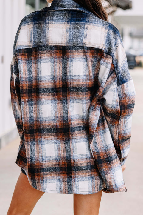 Just A Plaid Shacket