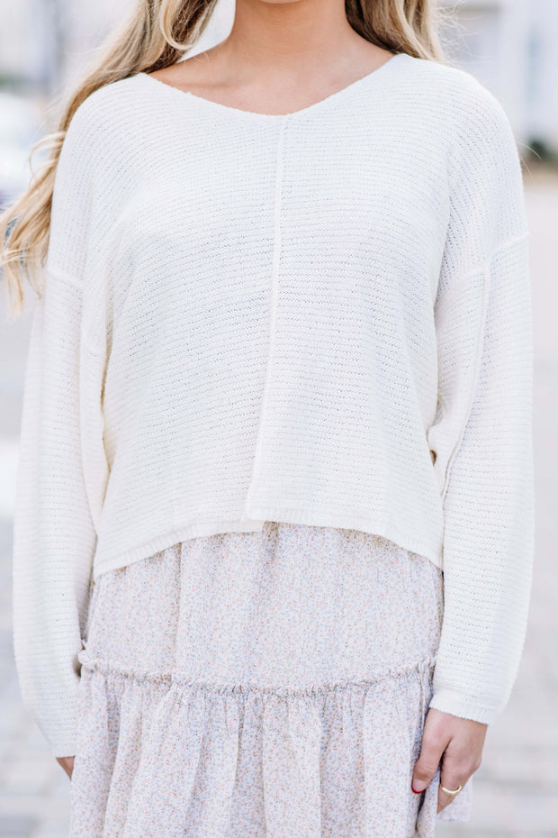 The Perfect Spring Sweater