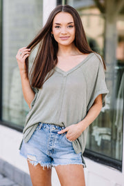 Simply Soft Irresistible Knit Top