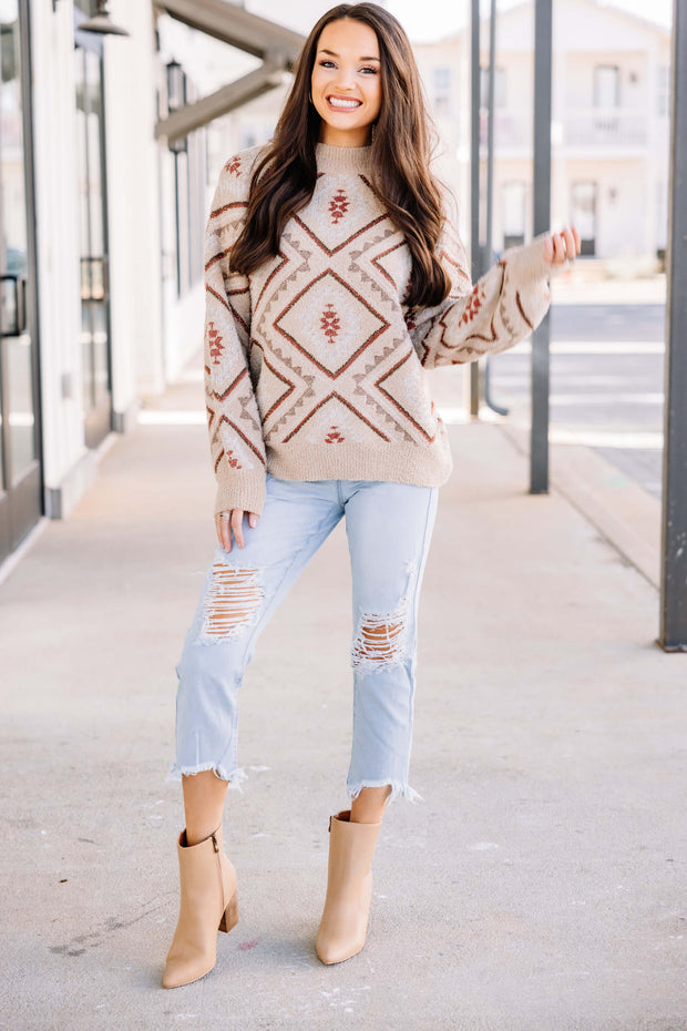 Bohemian Vibes Sweater