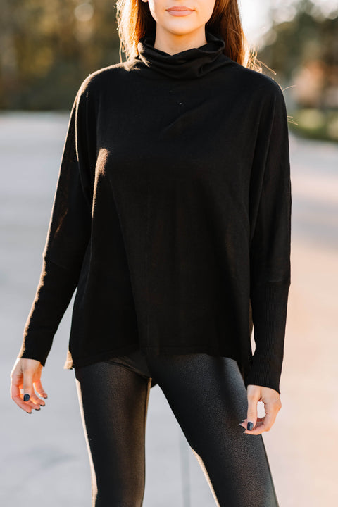 Places to Go Turtleneck Sweater