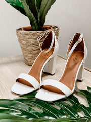 Calla Heel - Shop Amour Boutique Online