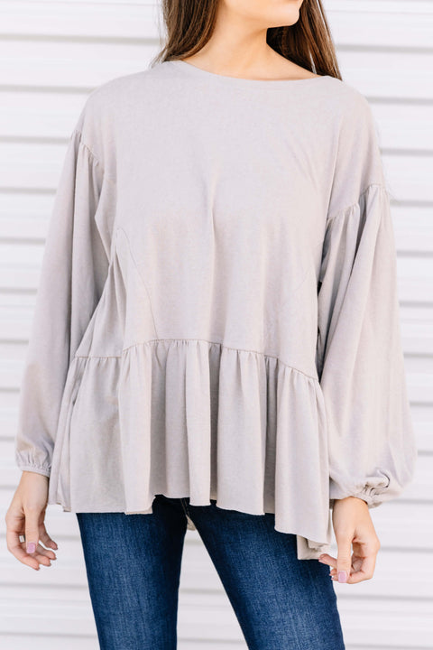This is It Ruffle Top