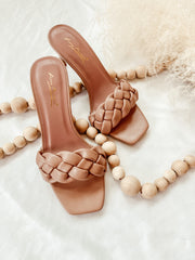 Always Braided Heel