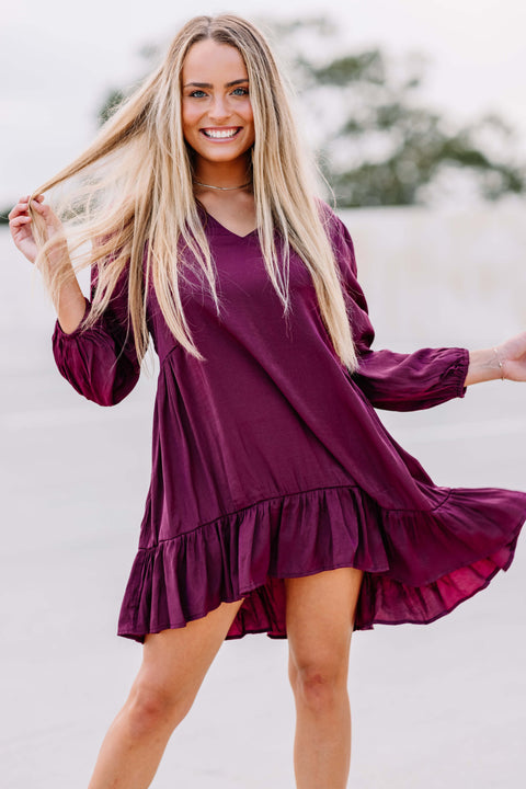 Love Like This Dress: Wine