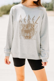 Rebel Tiger Sweatshirt