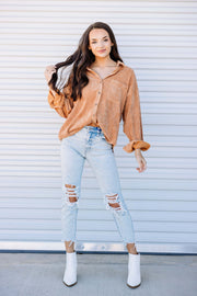 Tobi Super High Rise Mom Crop Jean: playing for keeps