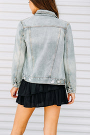 Go Girl Denim Jacket
