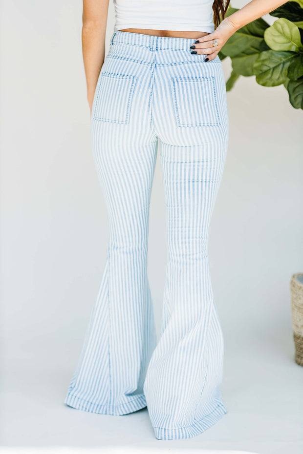 Super Flare Bell Bottoms - Shop Amour Boutique Online