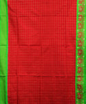 Red Pochampally Silk Sarees