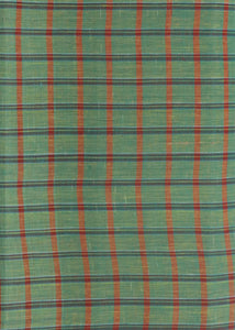Lilac violet color handloom bandar cotton saree