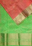 Grey Narayanpet Silk saree