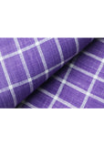 Handwoven Gadwal SICO Saree In Cream