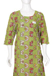 Dark green handloom Gadwal SICO saree