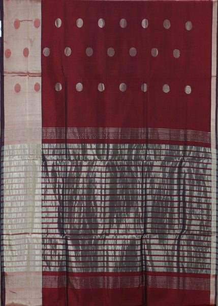 Handwoven alampur cotton towel