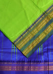 Yellow Gadwal SICO saree