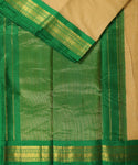 sage green narayanpet cotton saree