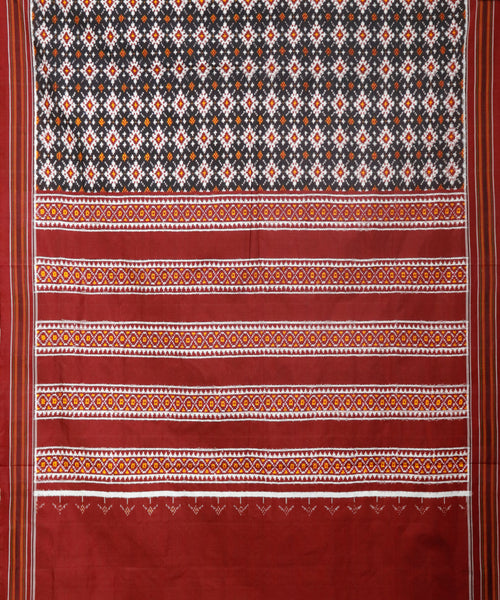 Multi-color Handloom Spun Silk Sarees