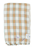 Orange Pochampally Silk Sarees
