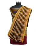 Multi-color stripes narayanpet suits