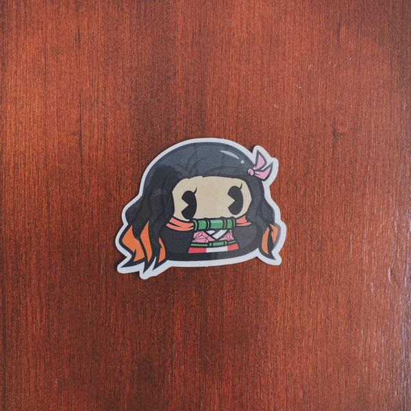 Nezupoo Sticker