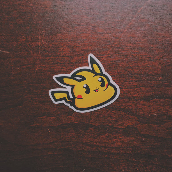Pikapoo Sticker