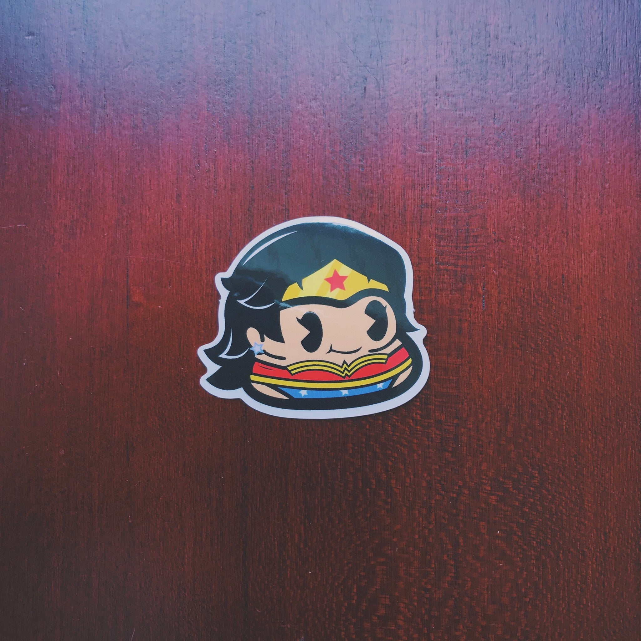 Wonder Andrea Sticker
