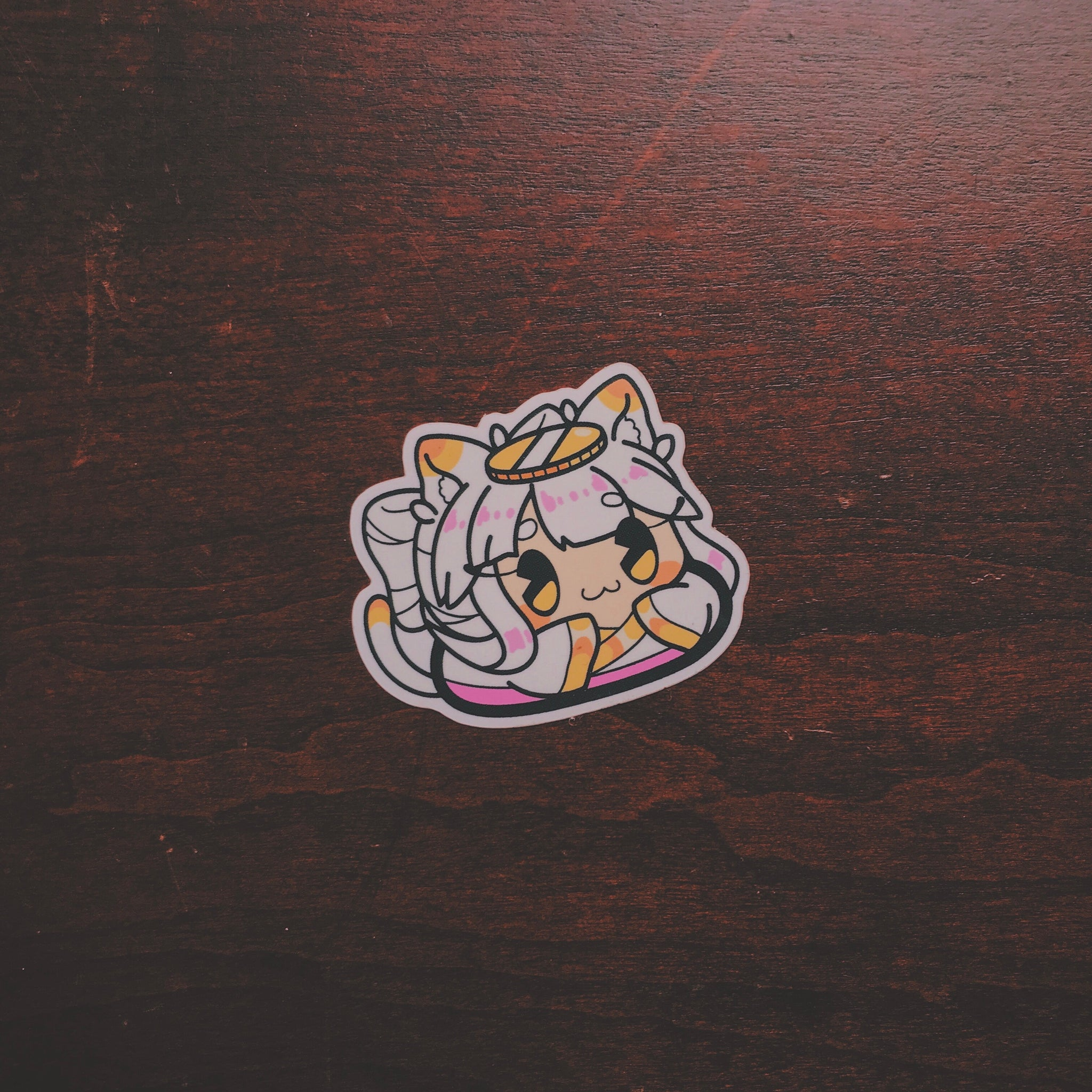Tomi Andrea Sticker