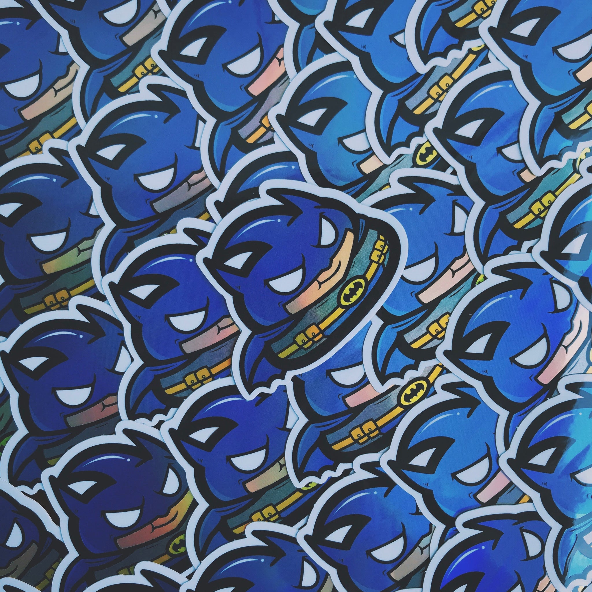 Scatman Series Andre Sticker Pack
