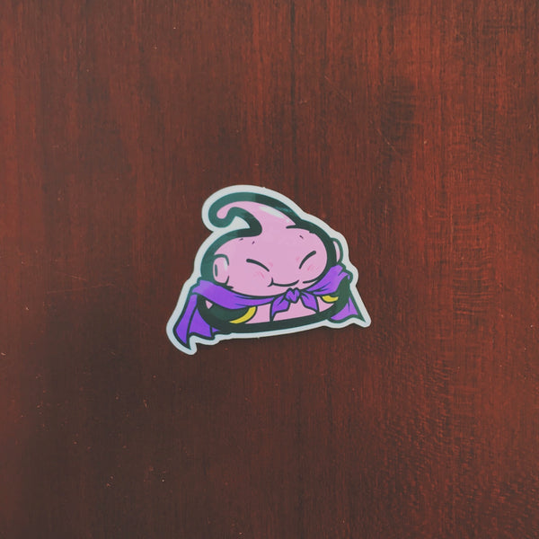 Majin Poo Sticker