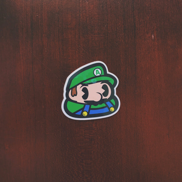 Player 2 Andre Sticker