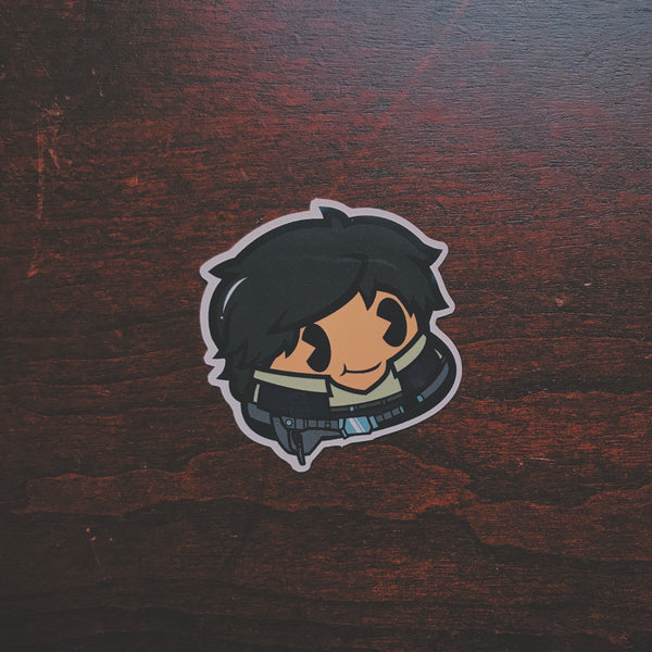 Poop Solo Andre Sticker